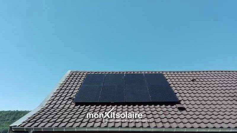 Mon kit solaire